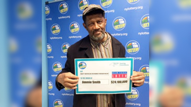 NJ Man Finds $24 Million Lottery Ticket in Old Shirt After TV Report
