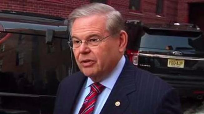 Justice Department Wants to Re-Try Mendendez