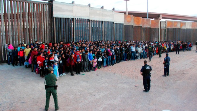 Top Immigration Official: Border Crossings Dropping
