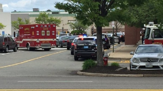 Police Investigate Reported Shooting Outside Warwick Mall, Rhode Island