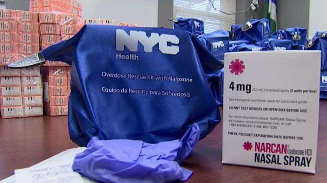 NYC Seeking $500M From Opioid Manufacturers, Distributors