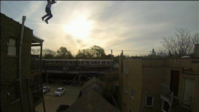 Trending Now: Roof Jump