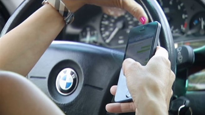 Study: New Haven Leads State in Distracted Driving Crashes