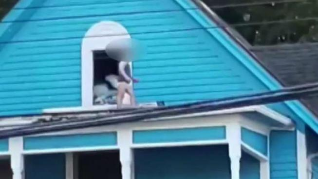 Toddler Found Walking Alone On Roof Of Condemned Ct Home