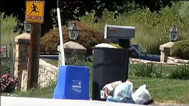 Mayor: Trash Pickers Costing Town Thousands