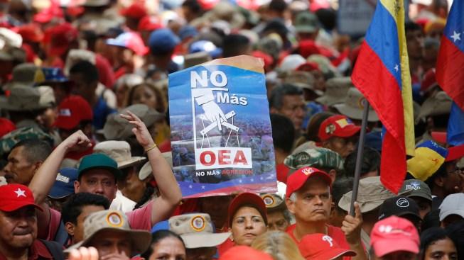 Cries of Panic as Boat With Venezuelan Migrants Sank