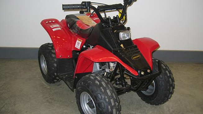 VT Woman Crushed to Death by ATV