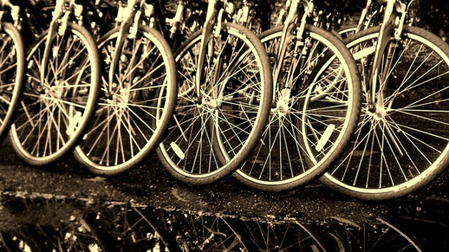 Bikes Received for Christmas Stolen From Children