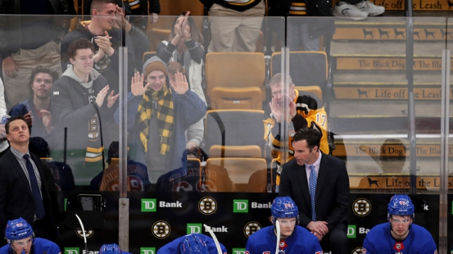 Baseball Is Back: Bruins Fans Start 'Yankees Suck' Chant at TD Garden