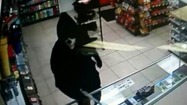 Rhode Island Gas Station Clerk Shot