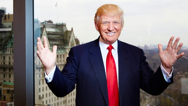 Donald Trump remains producer on 'New Celebrity Apprentice'