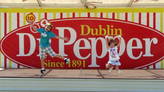 Texas Town Seeks Ways to Pop Post Dr. Pepper