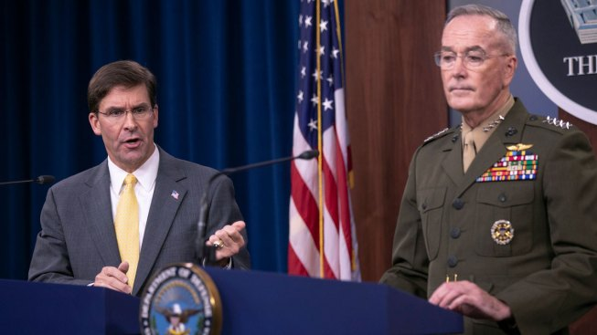 Dunford: Too Early to Discuss Full Pullout From Afghanistan