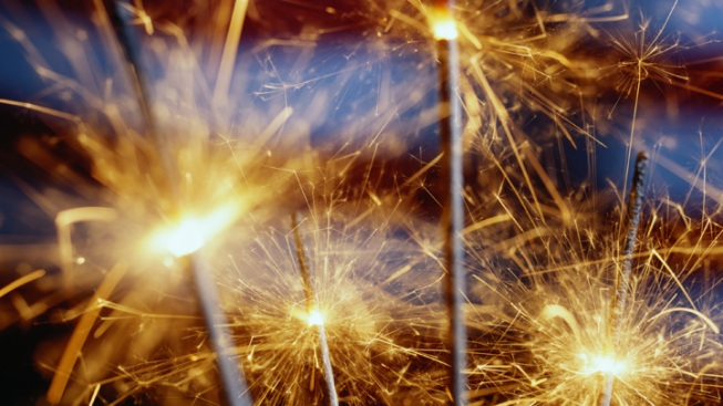 9 Injured After Sparklers Cause Bottle Explosion