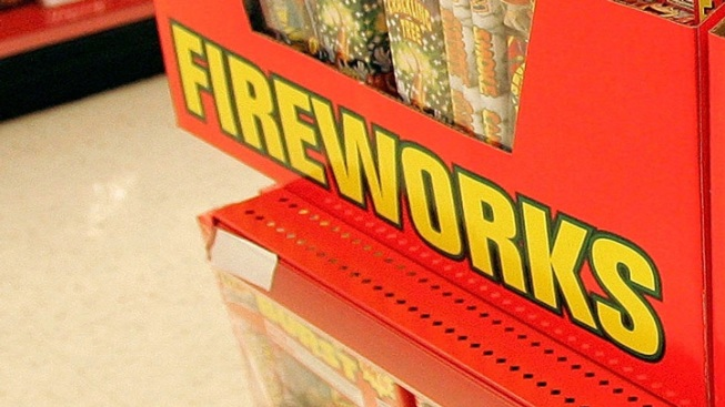 Fireworks Blamed for Weekend Blaze in RI