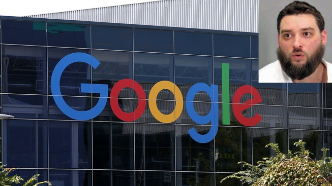 Maine Man Who Allegedly Threatened Google Arrested in California