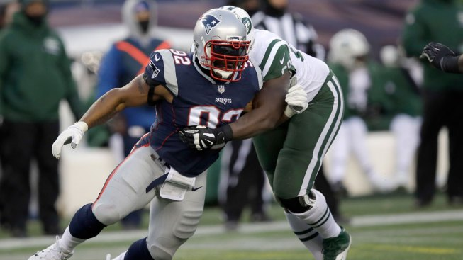 Patriots Linebacker James Harrison Retires From NFL