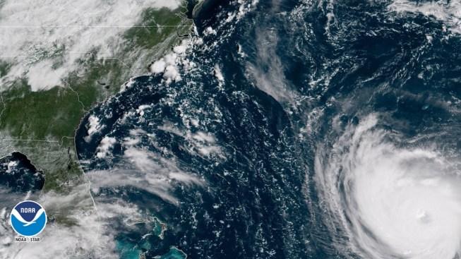 Cruise Ship Docks in Portland to Avoid Hurricane Florence