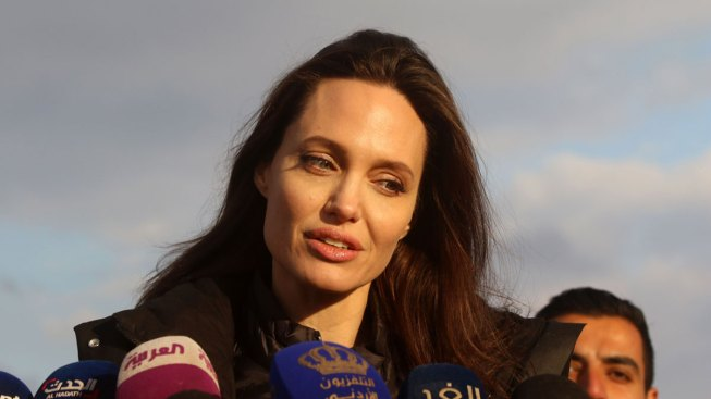 Movie Star Jolie Working With NATO to Combat Sexual Violence