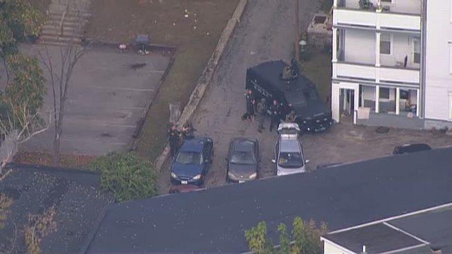 No Arrests Following SWAT Response