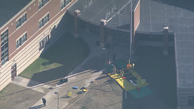 Students Hospitalized After Hazmat Incident at School
