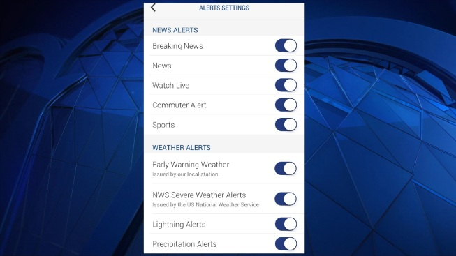 How to Customize News Alerts in the necn App