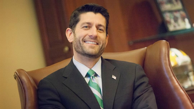 New House Speaker, New Look: Paul Ryan's 'Hunting Beard' Is First in 100 Years