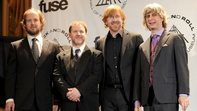 Phish Drummer Jon Fishman Running for Board of Selectman in Maine