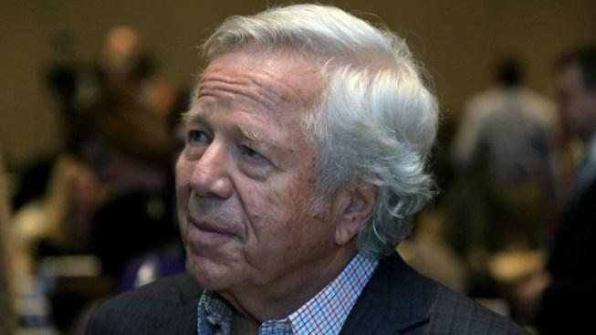 NFL Releases Statement on Robert Kraft Allegations