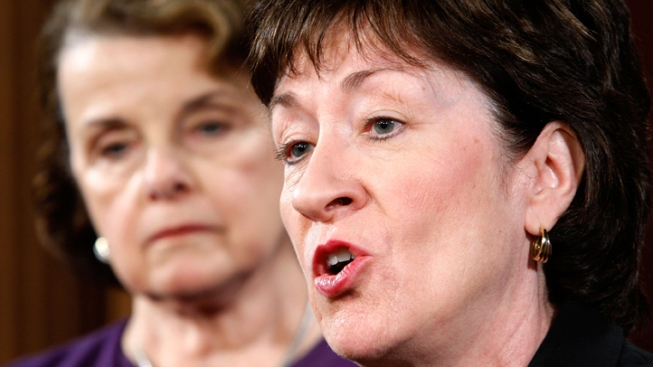 Maine's Sen. Susan Collins Nears 6,000th Consecutive Vote
