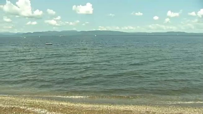 Plane Crashes on Lake Champlain
