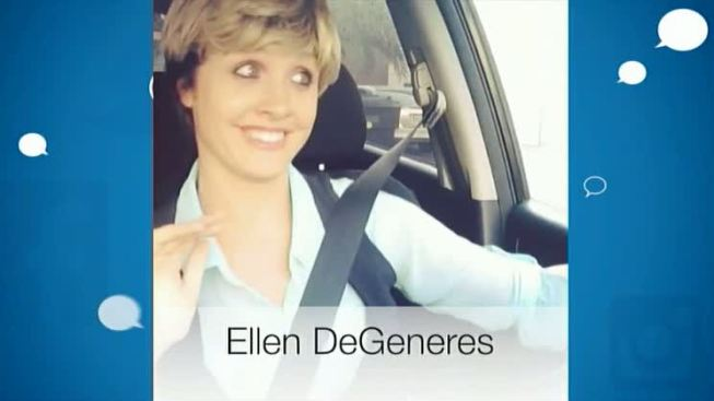 Trending Now: Impressions of Celebrities Stuck in Traffic