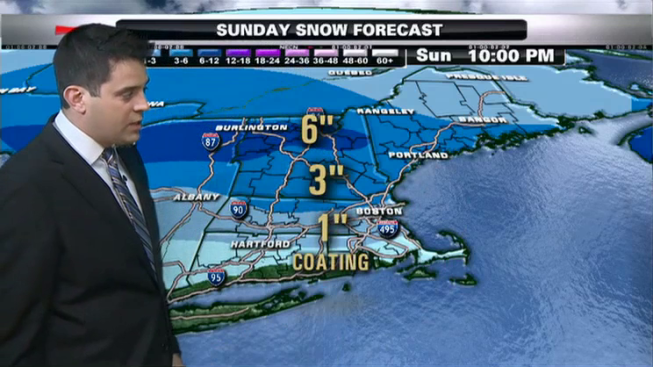 Multi-Day Snow Event Eyes New England, But Will Not Deal Snow Evenly to All