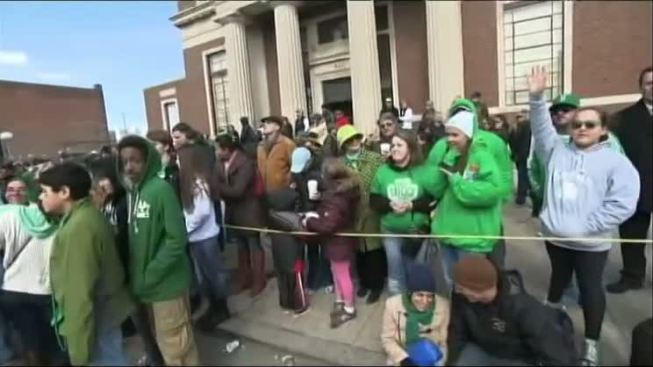 "Catholic Group Wants ""St. Patrick"" Taken Out of Parade"