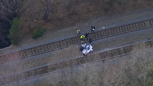 Person Hit, Killed by Train in N.H.