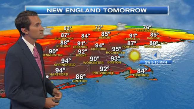Heat Wave, Record Highs Likely for Many