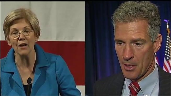 Once Rivals, Sen. Warren Supports Scott Brown as VA Secretary