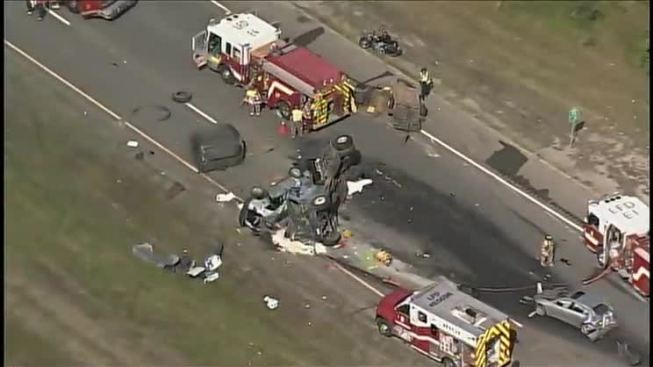 Dump Truck Driver Killed in Rollover on I-495 in Littleton