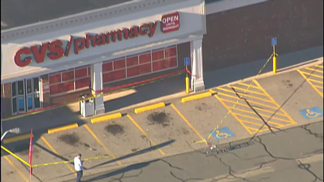 Teen shot inside busy CVS in Stoughton