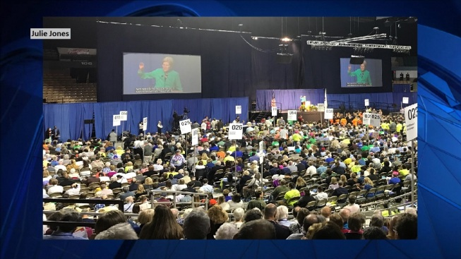 Mass. Democratic Convention Saturday in Worcester