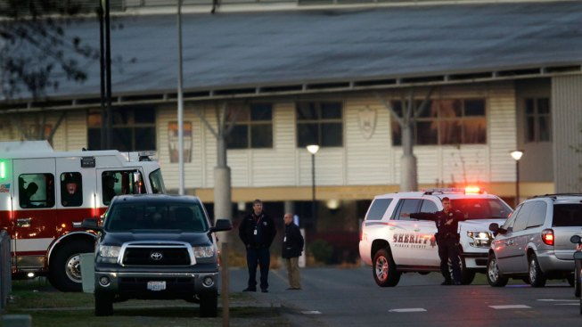 2 Students Shot, Wounded Near Washington State High School