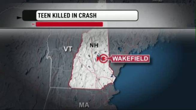 Malden, Mass. Teen Killed in NH Crash