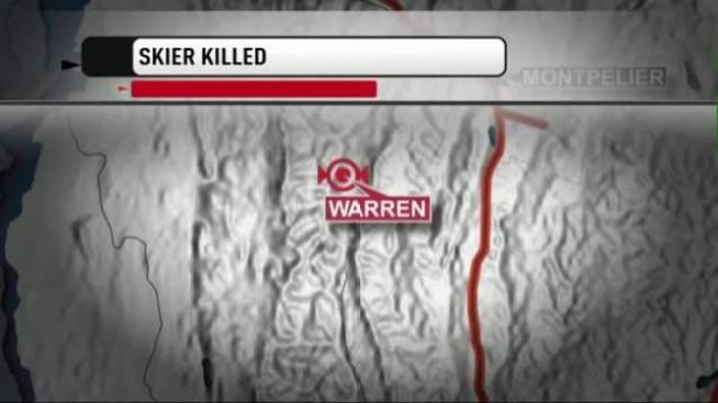 19-year-old Skier Dies in Crash in Warren, Vt.