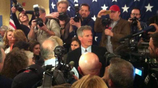 Could Scott Brown Get 'primaried Out' of US Senate Race?