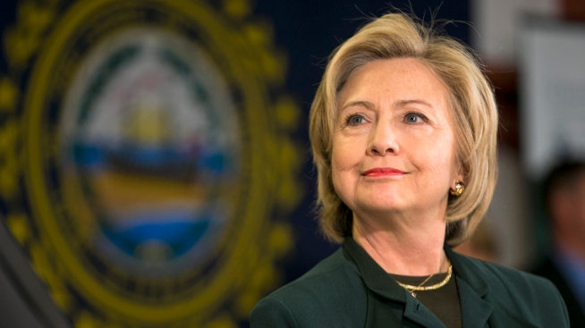 Clinton Outlining Veterans' Health Issues in N.H.