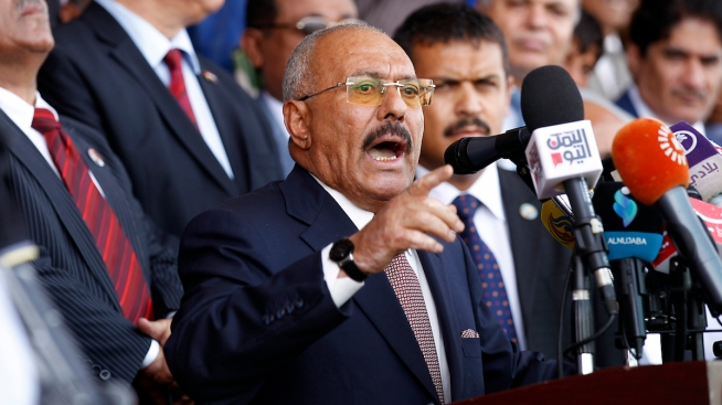 Rebels Kill Yemen's Longtime Strongman Saleh as Alliance Collapses