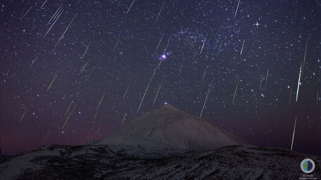 Geminid Meteor Shower Peaks This Week, Here's What You Need to Know