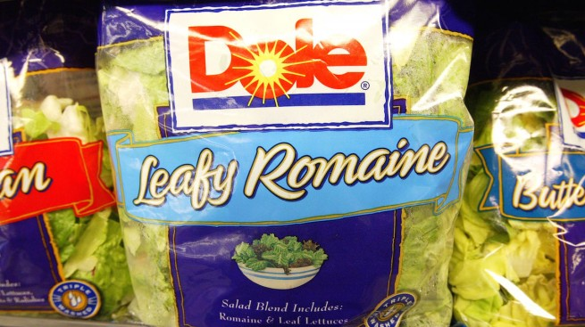 Listeria Outbreak in Salad Produced at Dole Processing Facility in Ohio Kills One: CDC