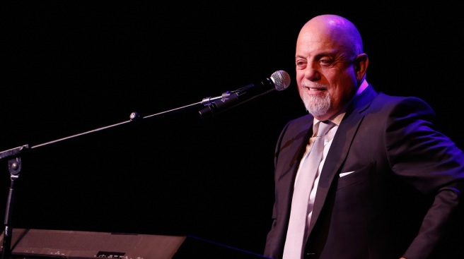 Billy Joel to perform in Atlanta Braves' new stadium