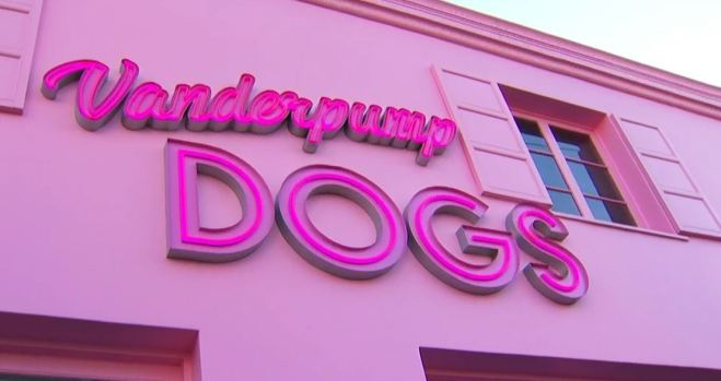 Inside Lisa Vanderpump's New Dog Rescue Center in LA